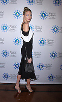 NEW YORK, NY-October 27: Martha Hunt  at  World of Children Awards 2016 at  583 Park Avenue in New York.October 27, 2016. Credit:RW/MediaPunch