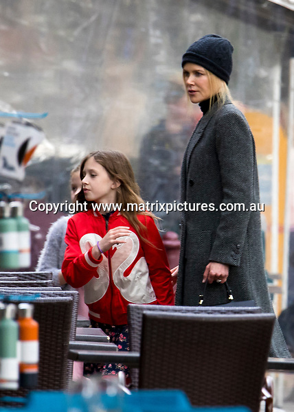 12 MAY 2018 SYDNEY AUSTRALIA<br />