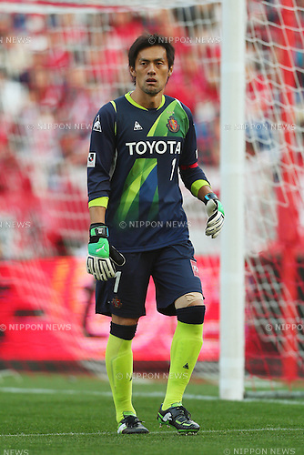 Seigo Narazaki (Grampus), .March 9, 2013 - Football / Soccer : .2013 J.LEAGUE Division 1, 2nd Sec .match between Urawa Reds 1-0 Nagoya Grampus .at Saitama Stadium 2002, Saitamai, Japan. .(Photo by Daiju Kitamura/AFLO SPORT) [1045]