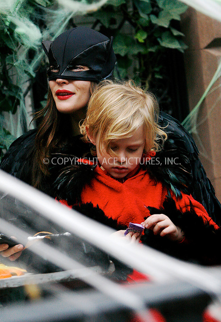 WWW.ACEPIXS.COM . . . . .  ....October 31 2010, New York City....Actress Liv Tyler enjoys Halloween with her son Milo in their West Village neighborhood on October 31 2010 in New York City....Please byline: NANCY RIVERA- ACEPIXS.COM.... *** ***..Ace Pictures, Inc:  ..Tel: 646 769 0430..e-mail: info@acepixs.com..web: http://www.acepixs.com