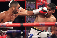 Kid Galahad vs Jose Cayetano during a Boxing Show at the SSE Arena, Wembley on 15th July 2017