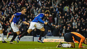 11/11/2006       Copyright Pic: James Stewart.File Name :sct_jspa10_rangers_v_dunfermline.KRIS BOYD CELEBRATES AFTER HE SCORES RANGERS' FIRST.James Stewart Photo Agency 19 Carronlea Drive, Falkirk. FK2 8DN      Vat Reg No. 607 6932 25.Office     : +44 (0)1324 570906     .Mobile   : +44 (0)7721 416997.Fax         : +44 (0)1324 570906.E-mail  :  jim@jspa.co.uk.If you require further information then contact Jim Stewart on any of the numbers above.........