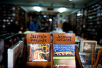 a view of the prominent Jazz hole record store in Nigeria's capital Lagos on Saturday March 28 2009..