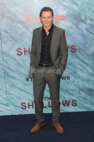"NEW YORK, NY - June 21: Liam Neeson attends the NEw York premiere for ""The Shallow"" at the Loews AMC on June 21, 2016   in New York City .  Photo Credit: John Palmer/ MediaPunch"
