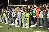 SW 2009 Inaugural Homecoming on Davis Field