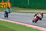 GP TIM de San Marino during the moto world championship 2014.<br /> Circuito Marco Simoncelli, 12-09-2014<br /> Moto2<br /> axel pons<br /> morbidelli<br /> RM / PHOTOCALL3000
