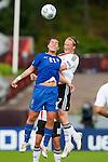 Marta Carissimi, Melanie Behringer, QF, Germany-Italy, Women's EURO 2009 in Finland, 09042009, Lahti Stadium.