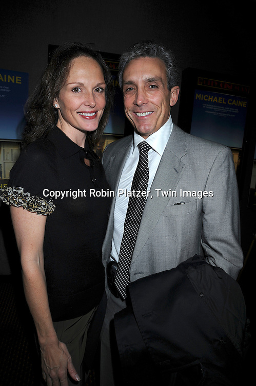 Chloe and Charles Cohen