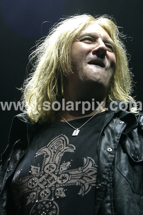 **ALL ROUND PICTURES FROM SOLARPIX.COM**.**WORLDWIDE SYNDICATION RIGHTS**.The heavy metal rock group Def Leppard performed at  the NEC in Birmingham...JOB REF:6680-NYA     DATE:18_06_08.**MUST CREDIT SOLARPIX.COM OR DOUBLE FEE WILL BE CHARGED* *UNDER NO CIRCUMSTANCES IS THIS IMAGE TO BE REPRODUCED FOR ANY ONLINE EDITION WITHOUT PRIOR PERMISSION*