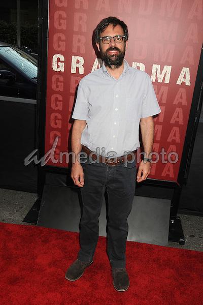 "10 June 2015 - Los Angeles, California - Miguel Lianso. LA Film Festival 2015 Opening Night Premiere of ""Grandma"" held at Regal Cinemas LA Live. Photo Credit: Byron Purvis/AdMedia"