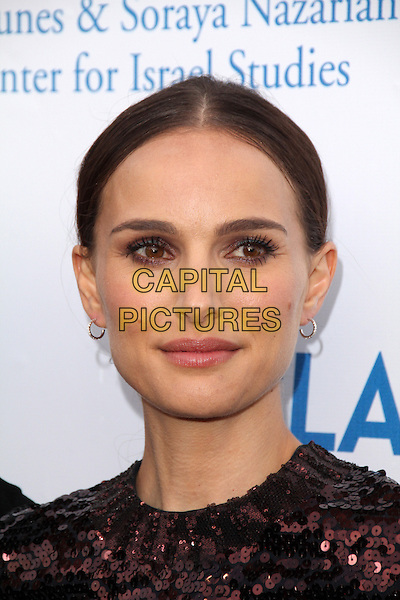 BEVERLY HILLS, CA - MAY 5: Natalie Portman at the UCLA Younes &amp; Soraya Nazarian Center for Israel Studies Gala at Wallis Annenberg Center for the Performing Arts on May 5, 2015 in Beverly Hills, California. <br /> CAP/MPI/DC/DE<br /> &copy;DE/DC/MPI/Capital Pictures