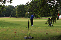 Christofer Blomstrand (SWE) on the 10th during Round 2 of the Bridgestone Challenge 2017 at the Luton Hoo Hotel Golf &amp; Spa, Luton, Bedfordshire, England. 08/09/2017<br /> Picture: Golffile | Thos Caffrey<br /> <br /> <br /> All photo usage must carry mandatory copyright credit     (&copy; Golffile | Thos Caffrey)
