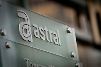 Astral Media  corporate headquarters is pictured in Montreal Friday October 26, 2012. Astral Media is a Canadian media corporation.