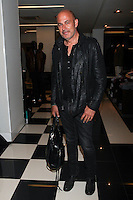 NEW YORK, NY - SEPTEMBER 6: John Varvatos  attends Fashion's Night Out at Bloomingdale's  in New York City, NY. September 6, 2012. © Diego Corredor/MediaPunch Inc.