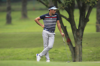 Carlos Pigem (ESP) in action on the 10th during Round 2 of the Maybank Championship at the Saujana Golf and Country Club in Kuala Lumpur on Friday 2nd February 2018.<br /> Picture:  Thos Caffrey / www.golffile.ie<br /> <br /> All photo usage must carry mandatory copyright credit (&copy; Golffile | Thos Caffrey)