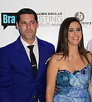 MIAMI BEACH, FL - JUNE 18: Chad Carroll and Samantha DeBianchi attends Million Dollar Listing Miami Season One VIP Premiere Party at Nikki Beach on June 18, 2014 in Miami Beach, Florida. (Photo by Johnny Louis/jlnphotography.com)