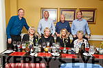 The Rogers family from Tralee enjoying an evening out in the Brogue Inn on Saturday<br /> Seated l to r: Helen, Debbie, Ester and Helen Rogers<br /> Back l to r: Jimmy, Ricky, Kevin and Reggie Rogers.