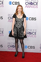 LOS ANGELES, CA - JANUARY 09: Molly C. Quinn at the 39th Annual People's Choice Awards at Nokia Theatre L.A. Live on January 9, 2013 in Los Angeles, California. Credit: mpi21/MediaPunch Inc. /NORTEPHOTO