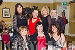Front l-r Helen O'Sullivan, Lorraine Williams, Tracy O'Sullivan, Back Geraldine O Shea, Aisling Crean, Sheila Crean and Lynn Crean enjoying the New year at the Brogue on Saturday