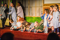 Annie Jr performance at Hendricks Avenue Baptist Church