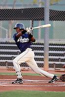 Daniel Garce - AZL Padres - 2009 Arizona League.Photo by:  Bill Mitchell/Four Seam Images..