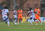 Envigado venció 1-0 a Deportivo Pasto.  Fecha 15 Liga Águila II-2018.