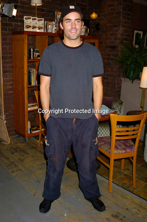 Chris Beetem ..at the As The World Turns 48th Anniversary party on the set on April 2,  2004. Photo by Robin Platzer, Twin Images
