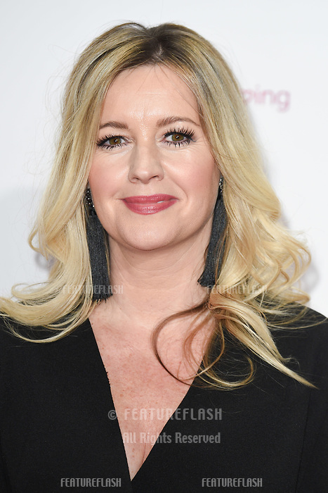 Alexandra Fletcher at the Virgin Money Giving Mind Media Awards at the Odeon Leicester Square, London, UK. <br /> 13 November  2017<br /> Picture: Steve Vas/Featureflash/SilverHub 0208 004 5359 sales@silverhubmedia.com