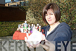 EXPANSION: Businesswoman Jill Fitzgerald from Camp is planning on expanding her business Cake Toppers overseas.