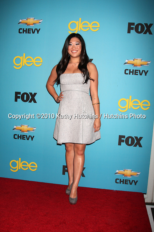 Jenna Ushkowitz.arrives at the GLEE Spring Premiere Party 2010.Chateau Marmont.Los Angeles, CA.April 12, 2010.©2010 Kathy Hutchins / Hutchins Photo...