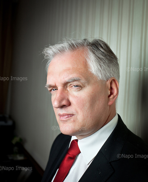 WARSAW, POLAND, MAY 8, 2012:.Jaroslaw Gowin, Polish ministery of Justice, at his office..(Photo by Piotr Malecki for Forbes/Napo Images..WARSZAWA, 8/05/2012:.Jaroslaw Gowin, minister sprawiedliwosci..Fot: Piotr Malecki dla Forbes/Napo Images