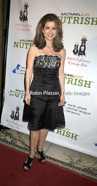 Jodi Applegate..at The North Shore Animal League America's 2008 DogCatemy Celebrity Gala on November 6, 2008 at Capitale in New York City. ....Robin Platzer, Twin Images