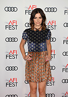 Kelly Oxford at the AFI Fest premiere for &quot;The Disaster Artist&quot; at the TCL Chinese Theatre. Los Angeles, USA 12 November  2017<br /> Picture: Paul Smith/Featureflash/SilverHub 0208 004 5359 sales@silverhubmedia.com