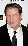 HOLLYWOOD, CA - January 22: John Travolta  arrives at the G'Day USA Australia Week 2011 Black Tie Gala at the Hollywood Palladium on January 22, 2011 in Hollywood, California.
