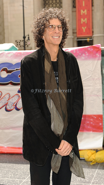 Howard Stern arriving at 'America's Got Talent Red Carpet 2014' held at The Dolby Theatre Los Angeles, CA. April 22, 2014.
