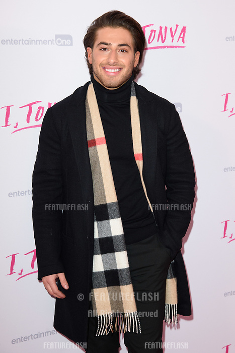 "Ken Cetinay at the ""I, Tonya"" premiere at the Curzon Mayfair, London, UK. <br /> 15 February  2018<br /> Picture: Steve Vas/Featureflash/SilverHub 0208 004 5359 sales@silverhubmedia.com"