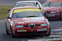 Round 7 of the 2002 British Touring Car Championship. #57 Gavin Pyper (GBR). Gary Ayles Motorsport. Alfa Romeo 156.