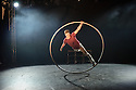 Barely Methodical Troupe presents BROMANCE, in the Beauty, part of the new Underbelly Circus Hub on the Meadows, during Edinburgh Festival Fringe. Barely Methodical are: Louis Gift, Charlie Wheeler, Beren D'Amico. Picture shows: Charlie Wheeler.