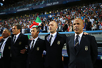 Italy coach Luigi Di Biagio <br /> Reggio Emilia 22-06-2019 Stadio Città del Tricolore <br /> Football UEFA Under 21 Championship Italy 2019<br /> Group Stage - Final Tournament Group A<br /> Belgium - Italy<br /> Photo Cesare Purini / Insidefoto
