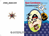 Marcello, CHILDREN, KINDER, NIÑOS, paintings+++++,ITMCEDH1398,#K#, EVERYDAY,pirate