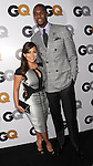 LOS ANGELES, CA - NOVEMBER 13: Adrienne Bosh, Chris Bosh arrive at the GQ Men Of The Year Party at Chateau Marmont Hotel on November 13, 2012 in Los Angeles, California.