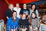 Enjoying the evening in Ristorante Uno on Thursday night.<br /> Front l to r: Dorota Bartosik, Joanna Buraczyuska and Sara Bartosik.<br /> Back l to r: Magdalena Komorowska, Dorota Szymanska, Beata Klimas and Monika Mikolajczuk.