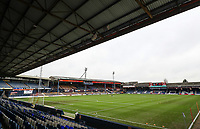 A general view of the Kenilworth Road stadium<br /> <br /> Photographer Andrew Kearns/CameraSport<br /> <br /> The EFL Sky Bet League One - Luton Town v Fleetwood Town - Saturday 8th December 2018 - Kenilworth Road - Luton<br /> <br /> World Copyright &copy; 2018 CameraSport. All rights reserved. 43 Linden Ave. Countesthorpe. Leicester. England. LE8 5PG - Tel: +44 (0) 116 277 4147 - admin@camerasport.com - www.camerasport.com