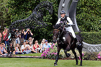 LONDRES, INGLATERRA, 30 JULHO 2012 - OLIMPIADAS 2012 - CROSS COUNTRY -  O atleta Klimke da Alemanha durante a prova do Cross Country nas  Olimpiadas de Londres, nesta segunda-feira, 30. (FOTO: PIXATHLON / BRAZIL PHOTO PRESS).