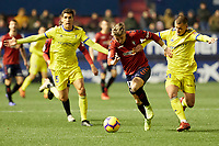 Brandon (forward; CA Osasuna) during the Spanish football of La Liga 123, match between CA Osasuna and AD Alcorcón at the Sadar stadium, in Pamplona (Navarra), Spain, on Sunday, January 6, 2019.