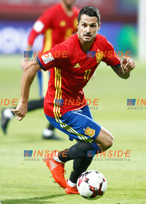 Spain's Vitolo during FIFA World Cup 2018 Qualifying Round match. September 5,2016.(ALTERPHOTOS/Acero)<br /> Spagna - Liechtenstein <br /> Foto Insidefoto <br /> ITALY ONLY