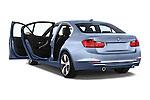 Car images of a 2014 BMW SERIES 3 Sport 4 Door Sedan 2WD Doors