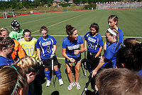 2013 Wellesley College Field Hockey Team