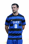 21 August 2015: Duke's Jared Rist. The Duke University Blue Devils hosted the University of North Carolina Charlotte 49ers at Koskinen Stadium in Durham, NC in a 2015 NCAA Division I Men's Soccer preseason exhibition. The game ended in a 1-1 tie.