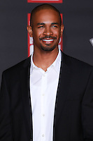 HOLLYWOOD, LOS ANGELES, CA, USA - NOVEMBER 04: Damon Wayans Jr. arrives at the Los Angeles Premiere Of Disney's 'Big Hero 6' held at the El Capitan Theatre on November 4, 2014 in Hollywood, Los Angeles, California, United States. (Photo by David Acosta/Celebrity Monitor)